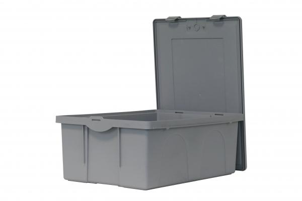 GS Deckel grau für GS-Box